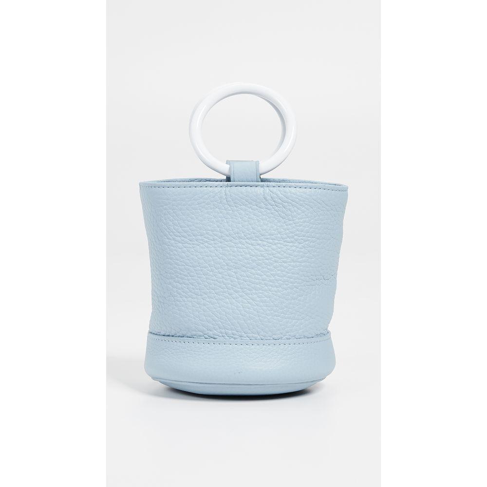 サイモンミラー Simon Miller レディース バッグ ハンドバッグ【Bonsai Bag】Grey Petrol