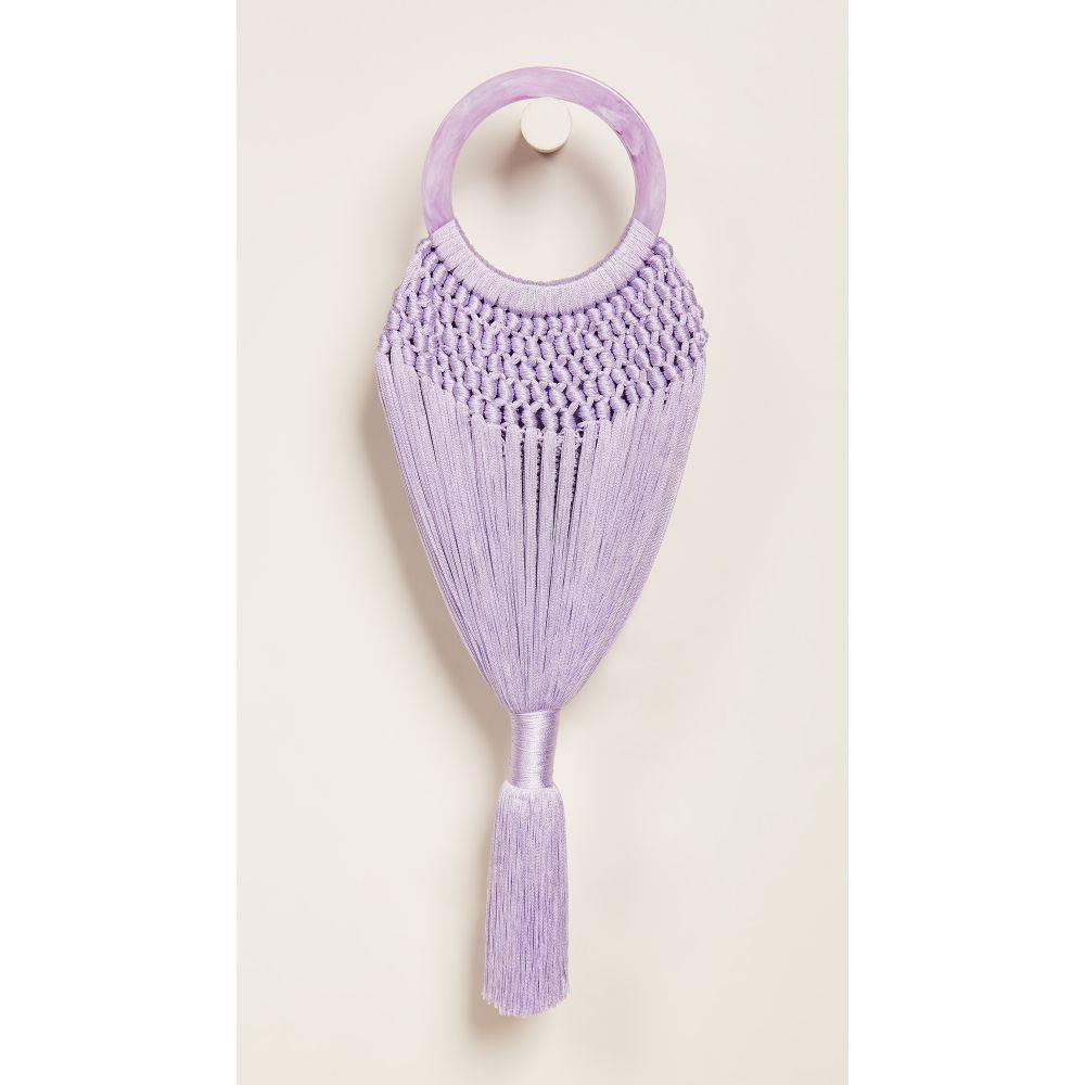 カルト ガイア Cult Gaia レディース バッグ ハンドバッグ【Small Angelou Bag】Lavender