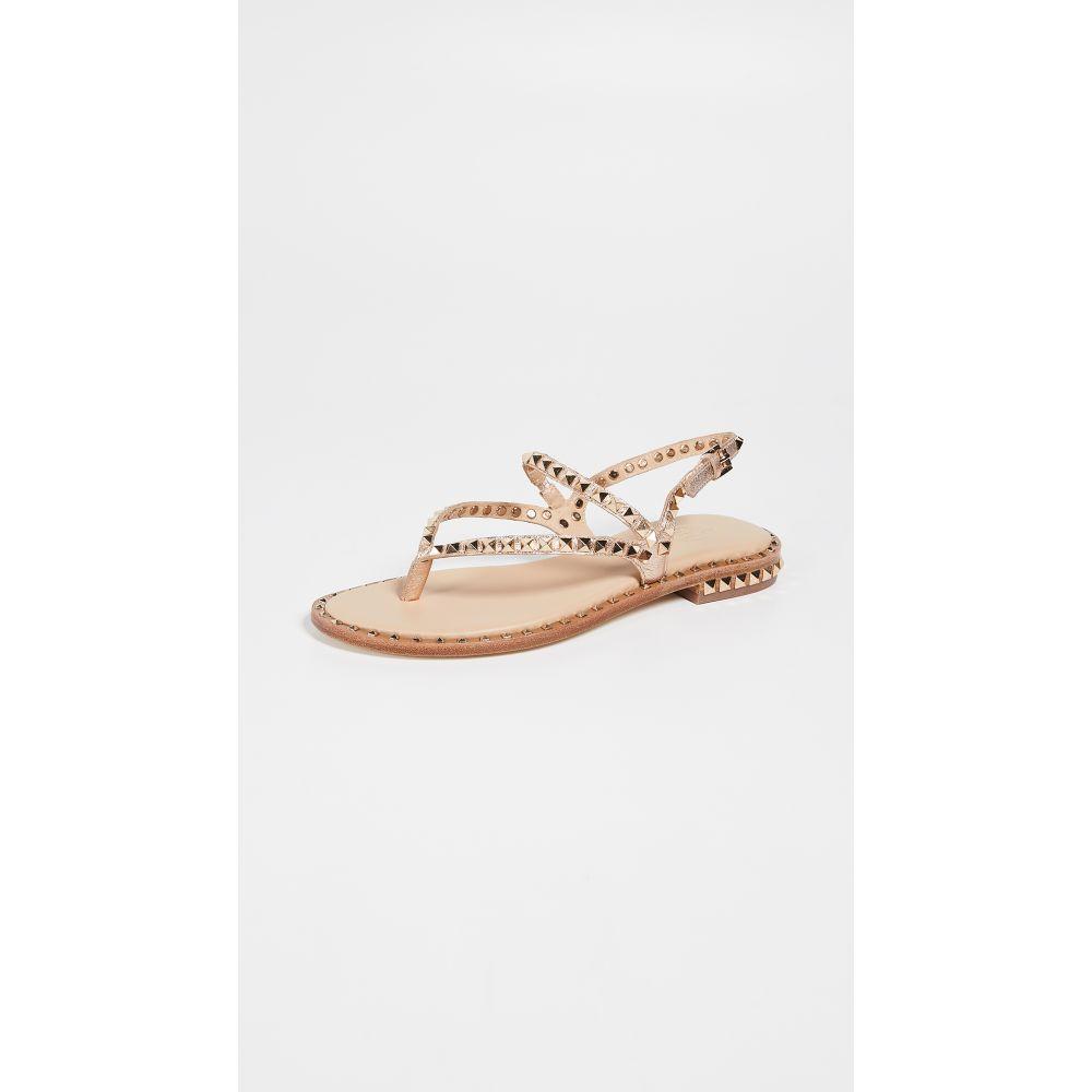 アッシュ Ash レディース シューズ・靴 サンダル・ミュール【Peps Thong Sandals】Metal Rame