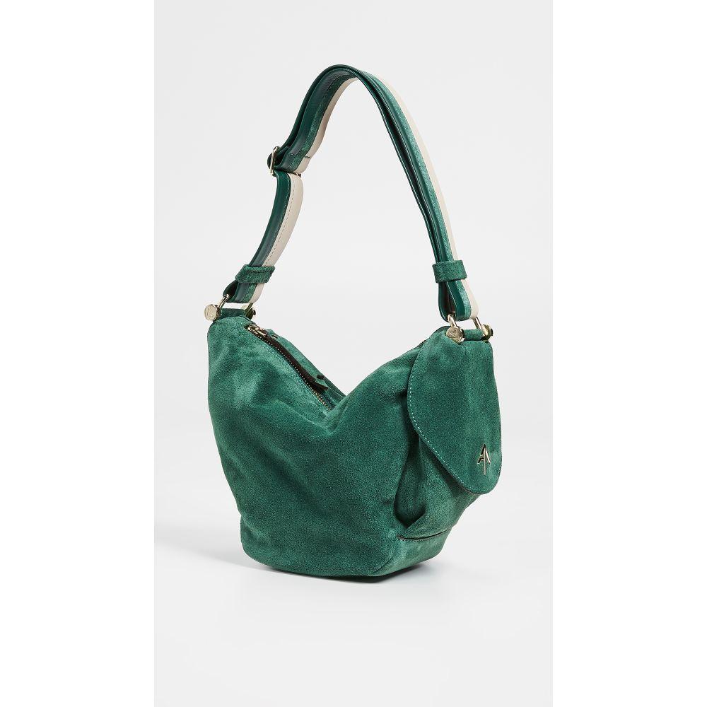 マニュ アトリエ MANU Atelier レディース バッグ ショルダーバッグ【Hobo Fernweh Convertible Shoulder Bag】Monte Green