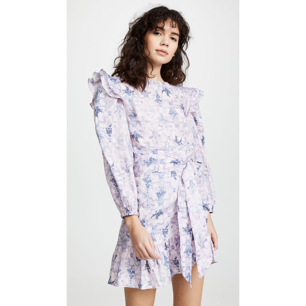 イザベル マラン Isabel Marant Etoile レディース ワンピース・ドレス ワンピース【Telicia Dress】Pink