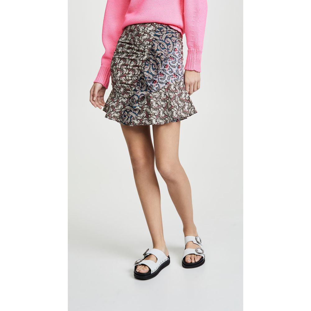 イザベル マラン Isabel Marant Etoile レディース スカート ミニスカート【Loz Skirt】Pink