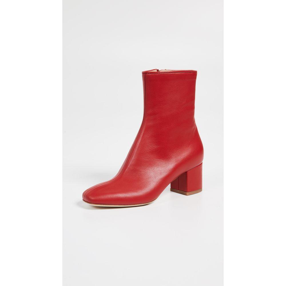 ブラザーヴェリーズ Brother Vellies レディース シューズ・靴 ブーツ【Kaya Booties】Red