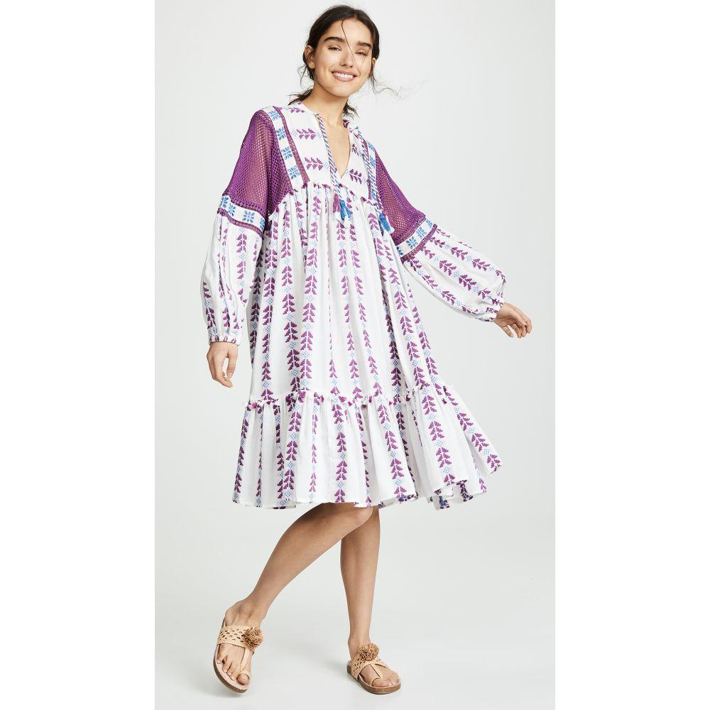 ドド バー オア DODO BAR OR レディース 水着・ビーチウェア ビーチウェア【Miguel Dress】Purple Combo