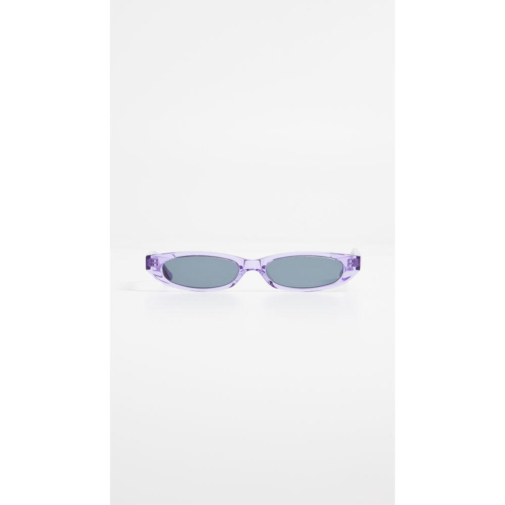 ロベリ&フラウド Roberi & Fraud レディース メガネ・サングラス【Frances Sunglasses】Purple