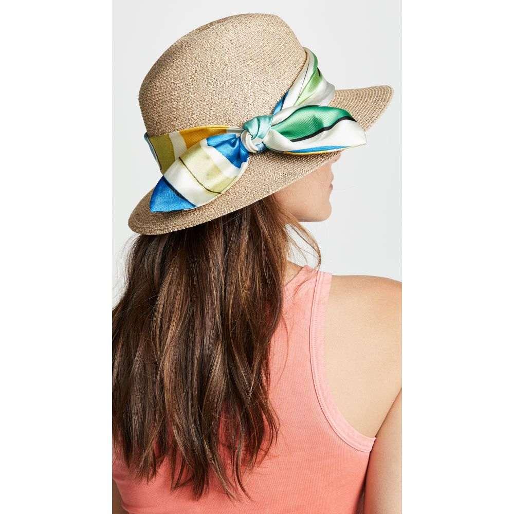 ユージニア キム Eugenia Kim レディース 帽子【Lillian Hat】Sand