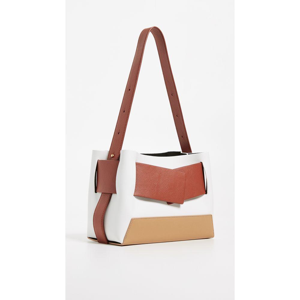 ユゼフィ Yuzefi レディース バッグ ショルダーバッグ【Biggy Bag】Rust/Bianco