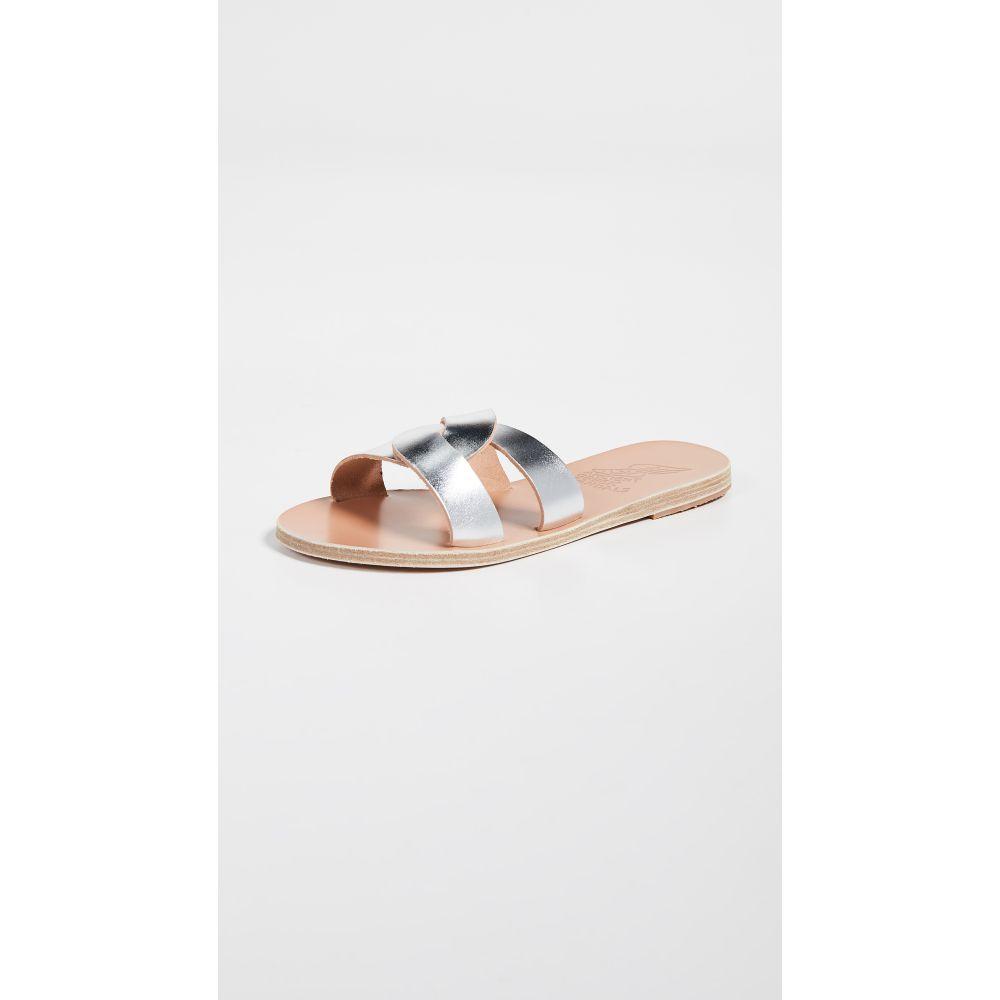 エンシェント グリーク サンダルズ Ancient Greek Sandals レディース シューズ・靴 サンダル・ミュール【Desmos Slides】Silver