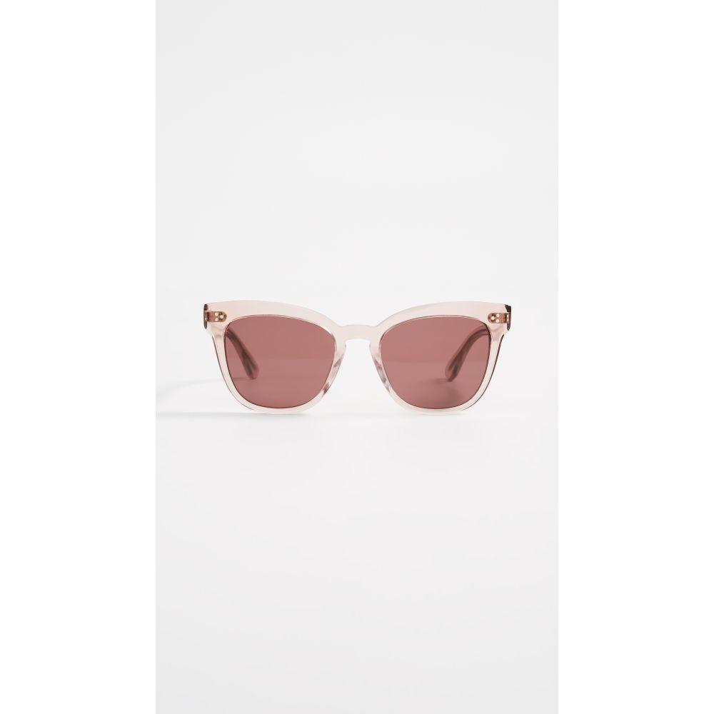 オリバーピープルズ Oliver Peoples Eyewear レディース メガネ・サングラス【Marianela Sunglasses】Washed Rose/Burgundy Gold