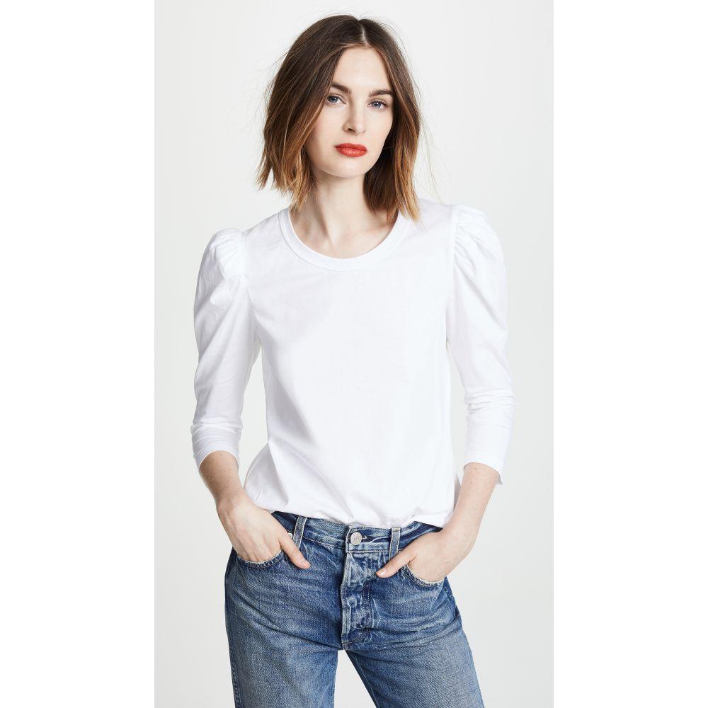 エーエルシー A.L.C. レディース トップス 長袖Tシャツ【Karlie Tee】White