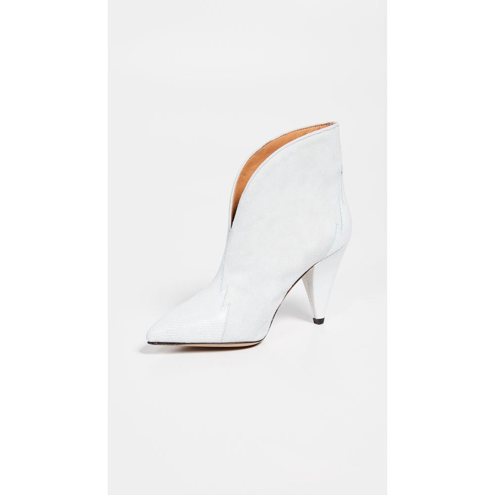 イザベル Isabel マラン Isabel Marant イザベル レディース シューズ・靴 ブーツ Booties】White【Archee Suede Booties】White, 命一番堂:d46800d1 --- sunward.msk.ru