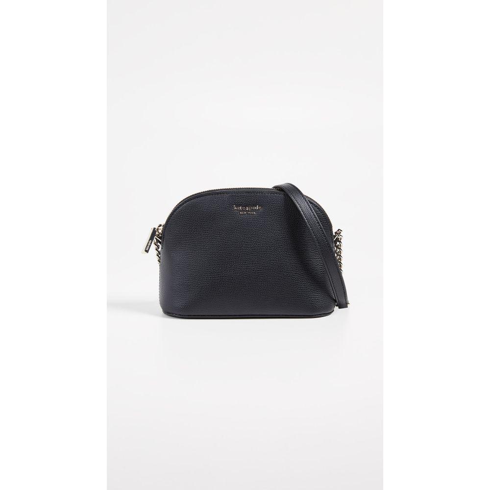 ケイト スペード Kate Spade New York レディース バッグ ショルダーバッグ【Sylvia Small Dome Crossbody Bag】Black