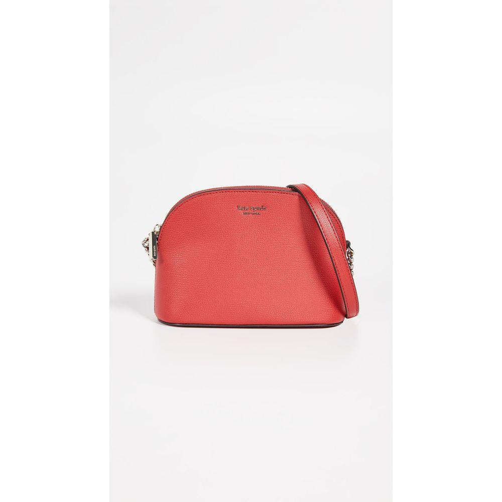 ケイト スペード Kate Spade New York レディース バッグ ショルダーバッグ【Sylvia Small Dome Crossbody Bag】Hot Chili