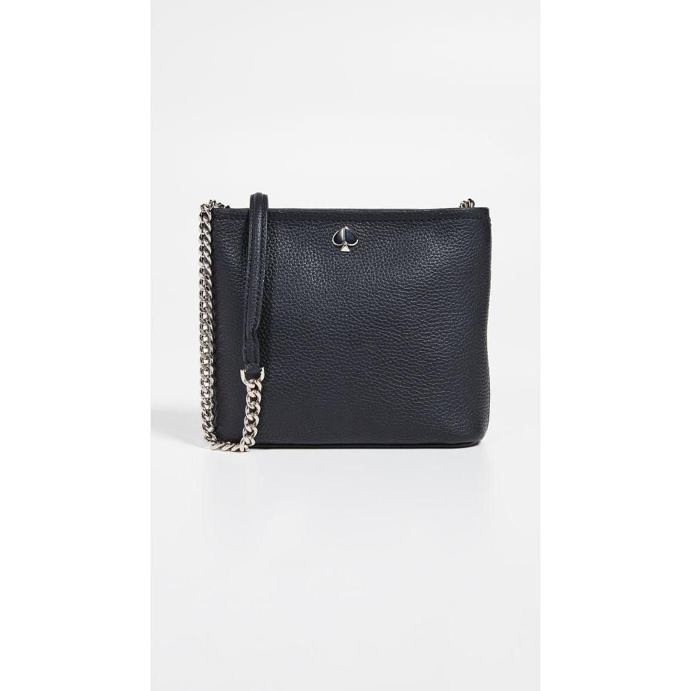 ケイト スペード Kate Spade New York レディース バッグ ショルダーバッグ【Polly Small Convertible Crossbody Bag】Black