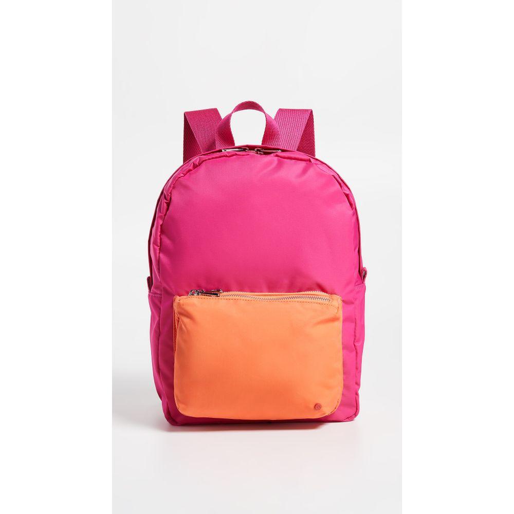 ステート STATE レディース バッグ バックパック・リュック【Mini Lorimer Backpack】Blossom/Orange