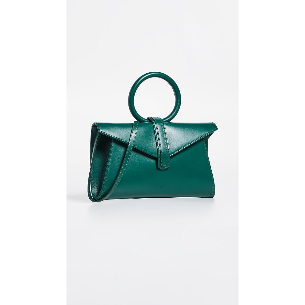 コンプリートリー Complet Complet レディース バッグ ハンドバッグ【Valery Mini Mini バッグ Satchel】Green, マツシママチ:317c7ffb --- reinhekla.no