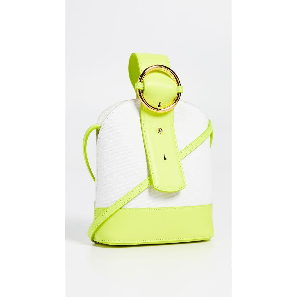 パリサ ワン Parisa Wang レディース バッグ【Addicted Bracelet Bag】Neon Yellow