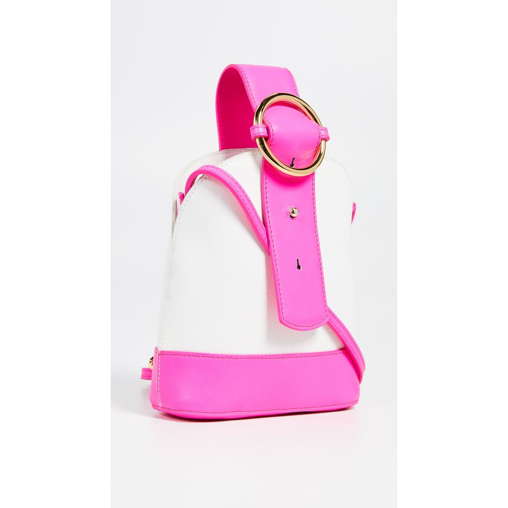 パリサ ワン Parisa Wang レディース バッグ【Addicted Bracelet Bag】Neon Pink