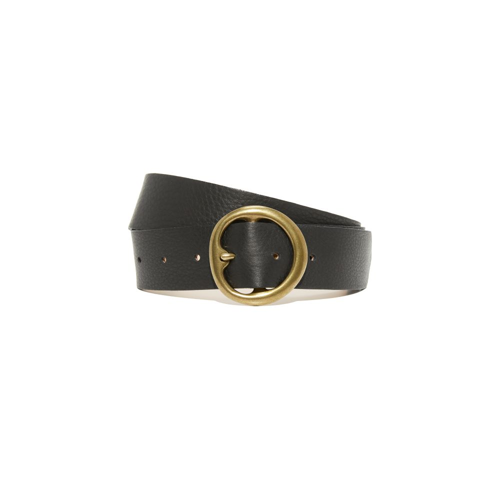 ビーローザベルト B-Low The Belt レディース ベルト【Baby Bell Bottom Belt】Black/Brass