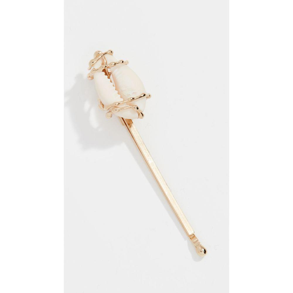 ロザンティカ Rosantica レディース ヘアアクセサリー【Beatrix Hair Pin】Gold/Crystal