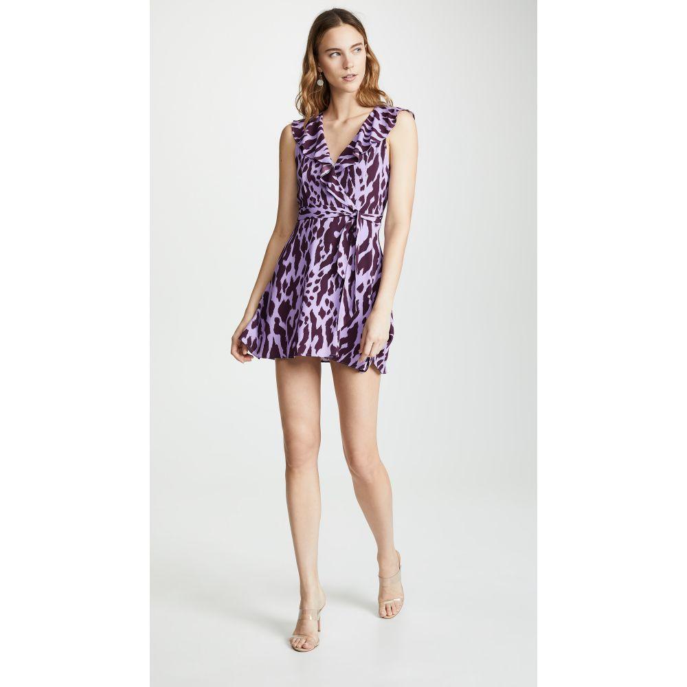 パーカー Parker レディース ワンピース・ドレス ワンピース【Sahara Dress】Lavender Tiger