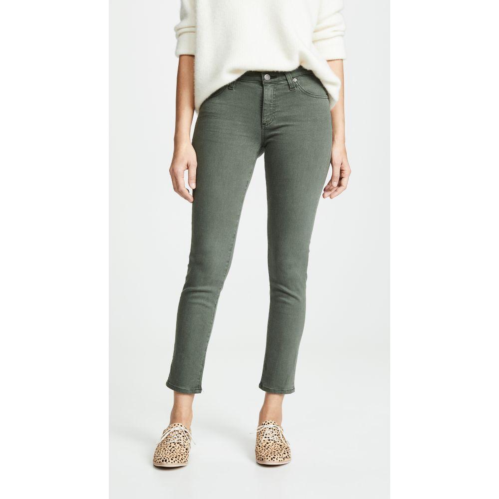 エージー AG レディース ボトムス・パンツ ジーンズ・デニム【The Prima Ankle Skinny Jeans】Sulfur Ash Green