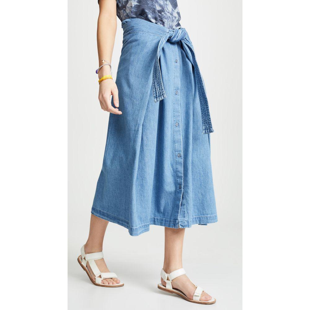 リーバイス Levi's レディース スカート【LMC Field Skirt】Comfort Denim