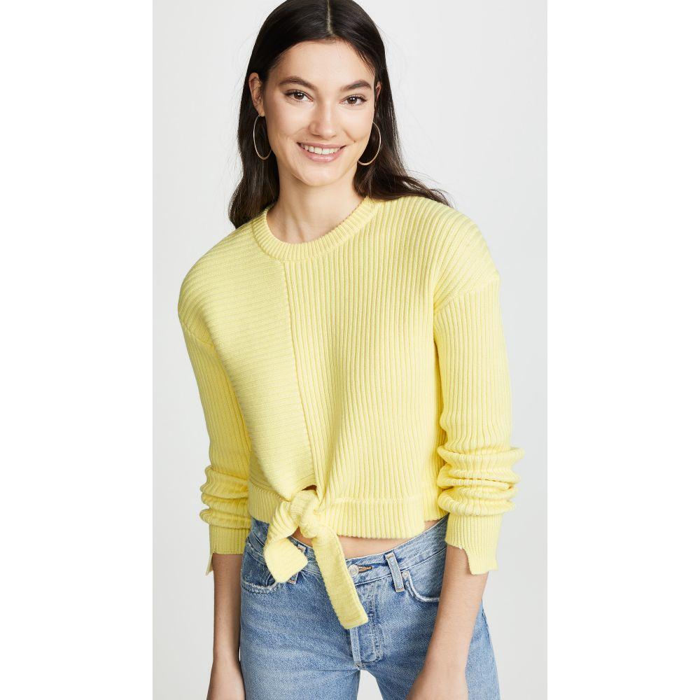 ザ レンジ The Range レディース トップス ニット・セーター【Element Knit Sweater】Sol