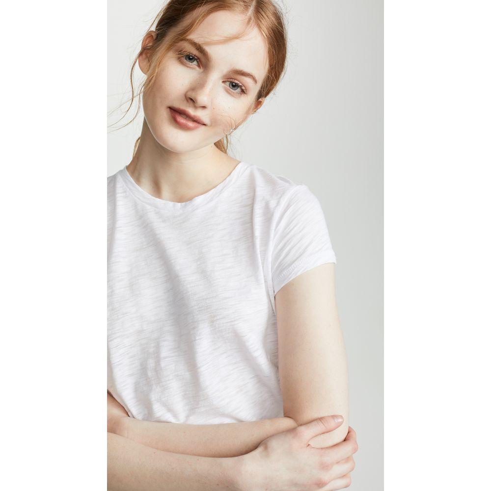 ゴルディー Goldie レディース トップス Tシャツ【Classic T-Shirt】White