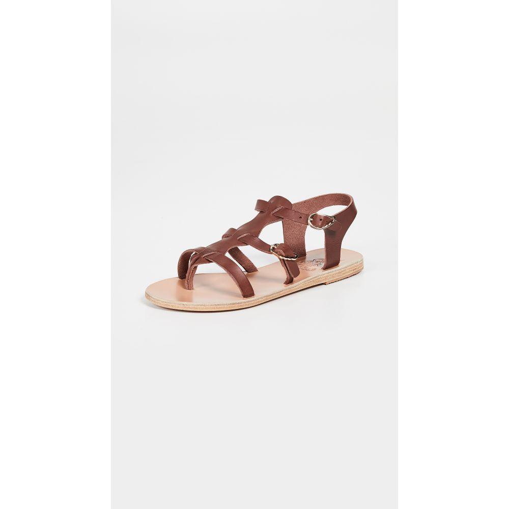 エンシェント グリーク サンダルズ Ancient Greek Sandals レディース シューズ・靴 サンダル・ミュール【Grace Kelly Sandals】Chestnut