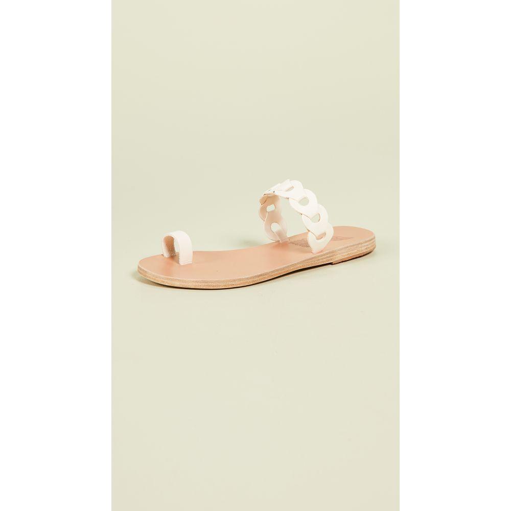 エンシェント グリーク サンダルズ Ancient Greek Sandals レディース シューズ・靴 サンダル・ミュール【Thalia Links Slides】Off White
