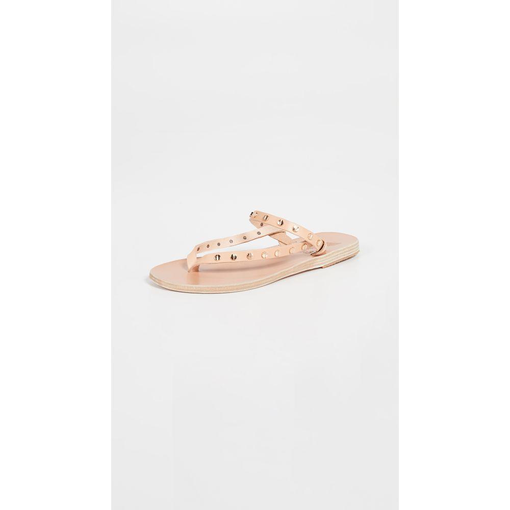 エンシェント グリーク サンダルズ Ancient Greek Sandals レディース シューズ・靴 ビーチサンダル【Mirsini Nails Flip Flops】Natural