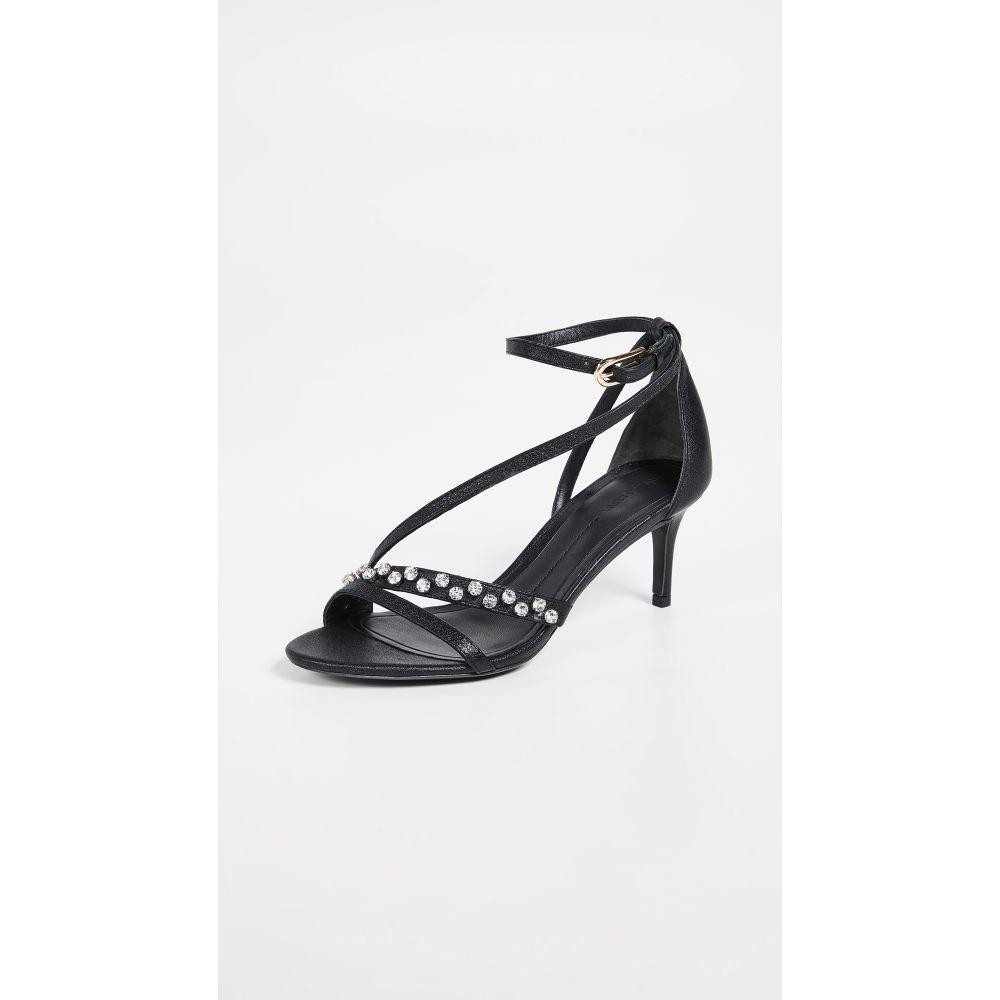 ステラルナ Stella Luna レディース シューズ・靴 サンダル・ミュール【Messy Stone F Sandals】Black