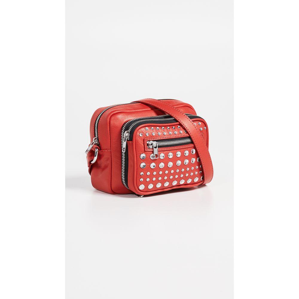 アレキサンダー マックイーン McQ - Alexander McQueen レディース バッグ ショルダーバッグ【Crossbody Bag】Riot Red