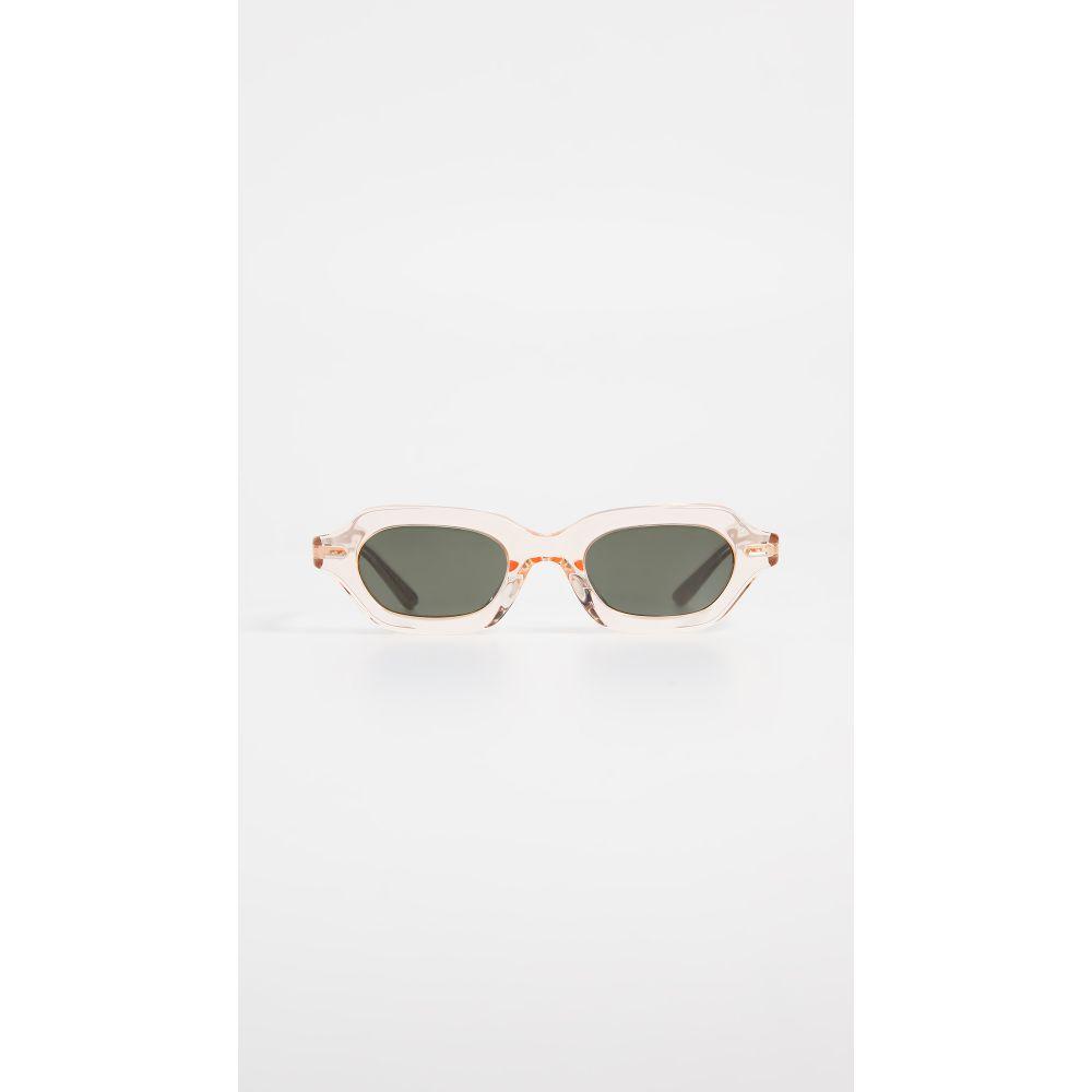 オリバーピープルズ Oliver Peoples The Row レディース メガネ・サングラス【L.A. CC Sunglasses】Light Silk