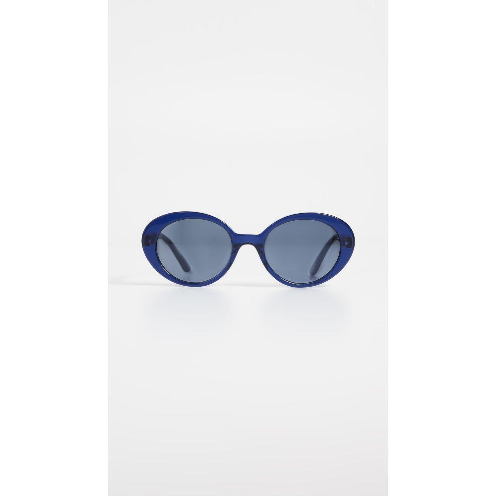 オリバーピープルズ Oliver Peoples The Row レディース メガネ・サングラス【Parquet Sunglasses】Denim