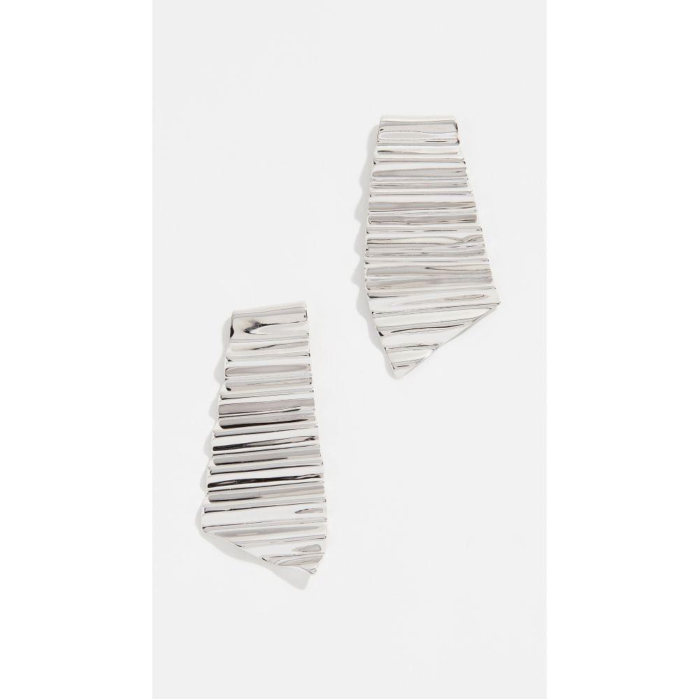 ガビリア Gaviria レディース ジュエリー・アクセサリー イヤリング・ピアス【Large Eero Earrings】Silver