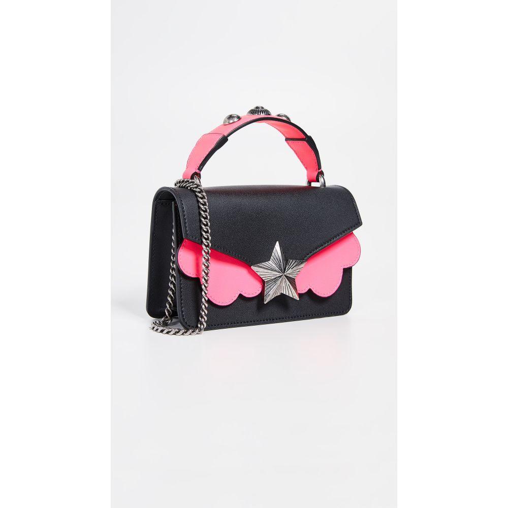 レ Mini ジュンヌ エトワール Fluo Les Jeunes Etoiles Bag】Black/Pink レディース バッグ ハンドバッグ【Vega Mini Satchel Bag】Black/Pink Fluo, DOORS STORE:b0839a17 --- reinhekla.no