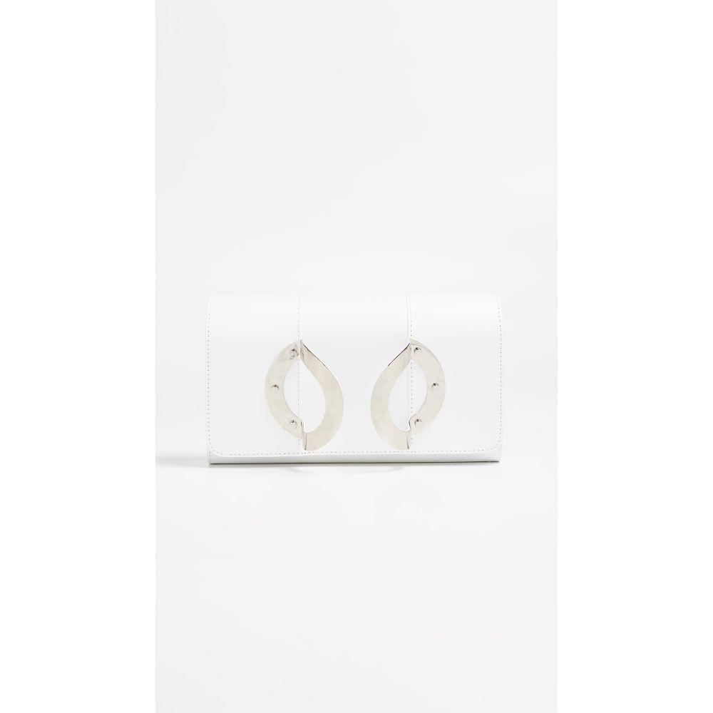 ペラン パリ Paris Perrin Paris レディース レディース バッグ クラッチバッグ【La Clutch】White Croisiere Clutch】White, nanoTimeBeauty-MIXMAX:d8e5e862 --- reinhekla.no