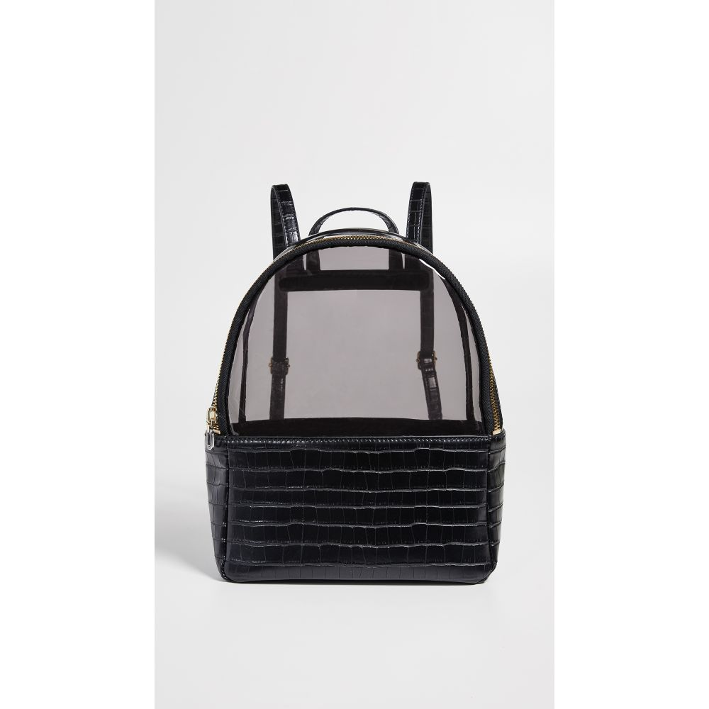reTH レディース バッグ バックパック・リュック【Backpack】Black