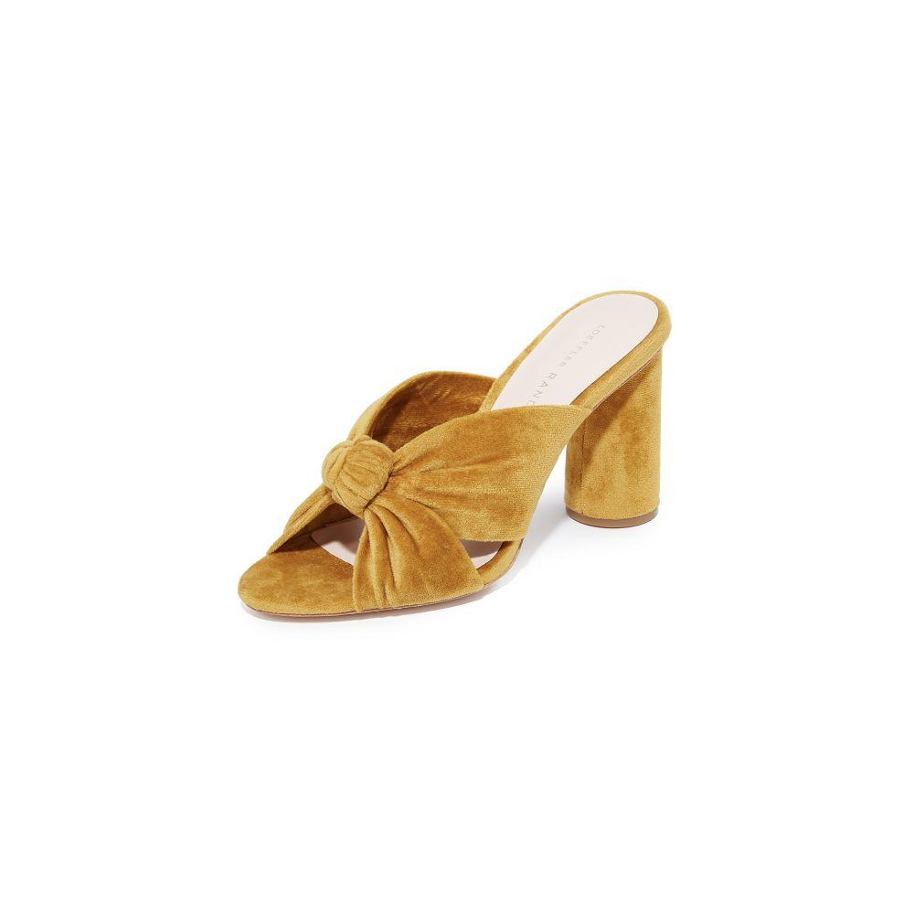 ロフラーランドール Loeffler Randall レディース シューズ・靴 サンダル・ミュール【Coco Mules】Marigold