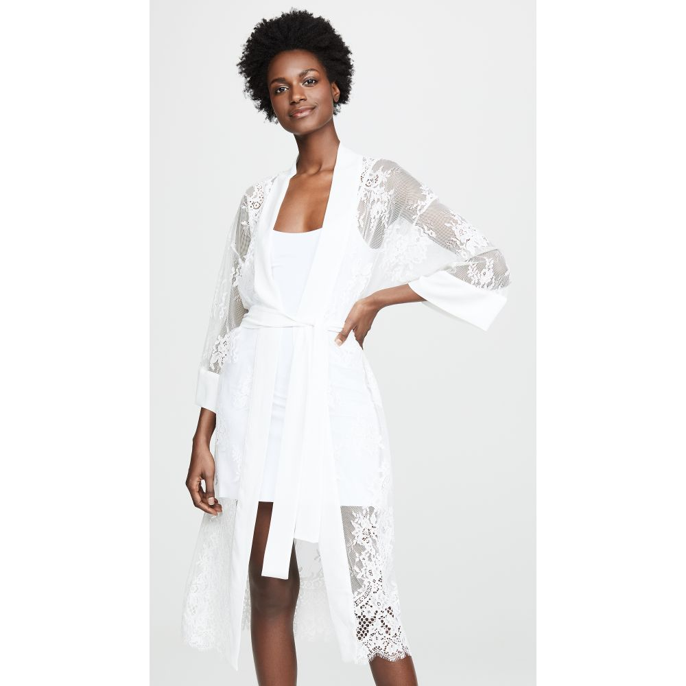 フルール ドゥ マル Fleur du Mal レディース インナー・下着 ガウン・バスローブ【Lace Robe】Ivory