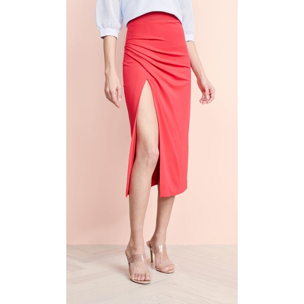 クシュニーエオクス Cushnie レディース スカート【High Rise Skirt】Watermelon