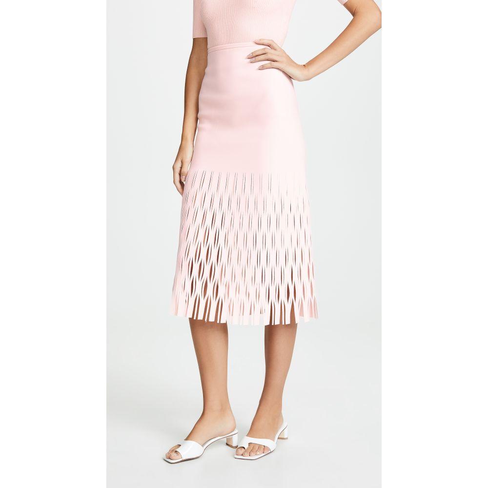 ディオン リー Dion Lee レディース スカート【Shadow Perforated Skirt】Frost Pink