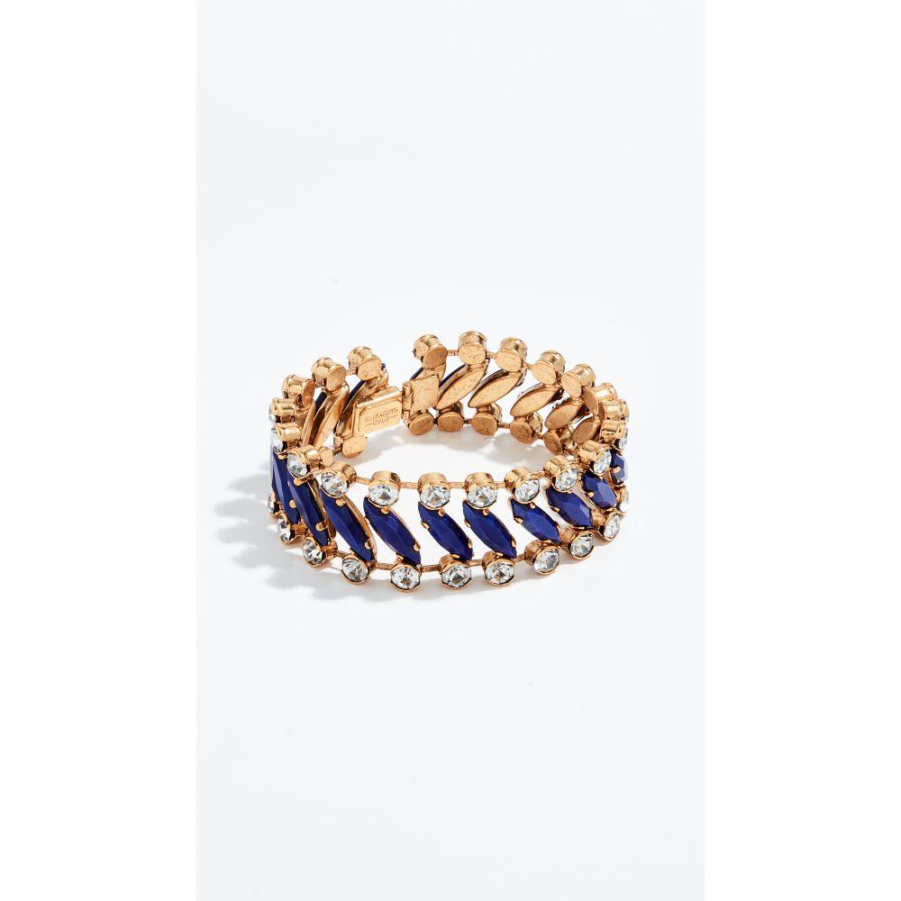 エリザベス コール Elizabeth Cole レディース ジュエリー・アクセサリー ブレスレット【Delphine Bracelet】Blue
