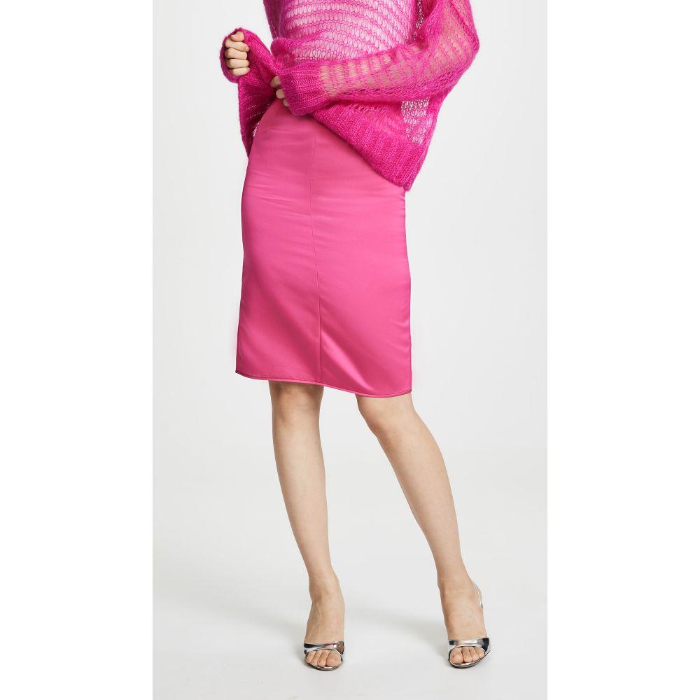ヌメロ ヴェントゥーノ No. 21 レディース スカート【Lidia Duchess Skirt】Fuschia