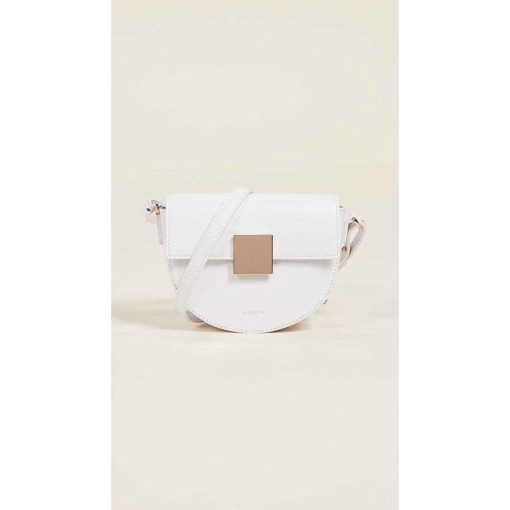 デメリエー DeMellier レディース バッグ ショルダーバッグ【The Mini Oslo Bag】White