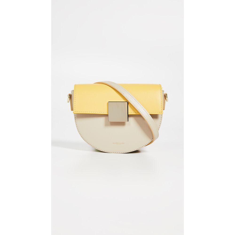 デメリエー DeMellier レディース バッグ ショルダーバッグ【The Mini Oslo Bag】Lemon/Sand