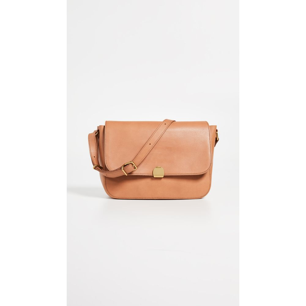 メイドウェル Madewell レディース バッグ ショルダーバッグ【The Abroad Shoulder Bag】Desert Camel