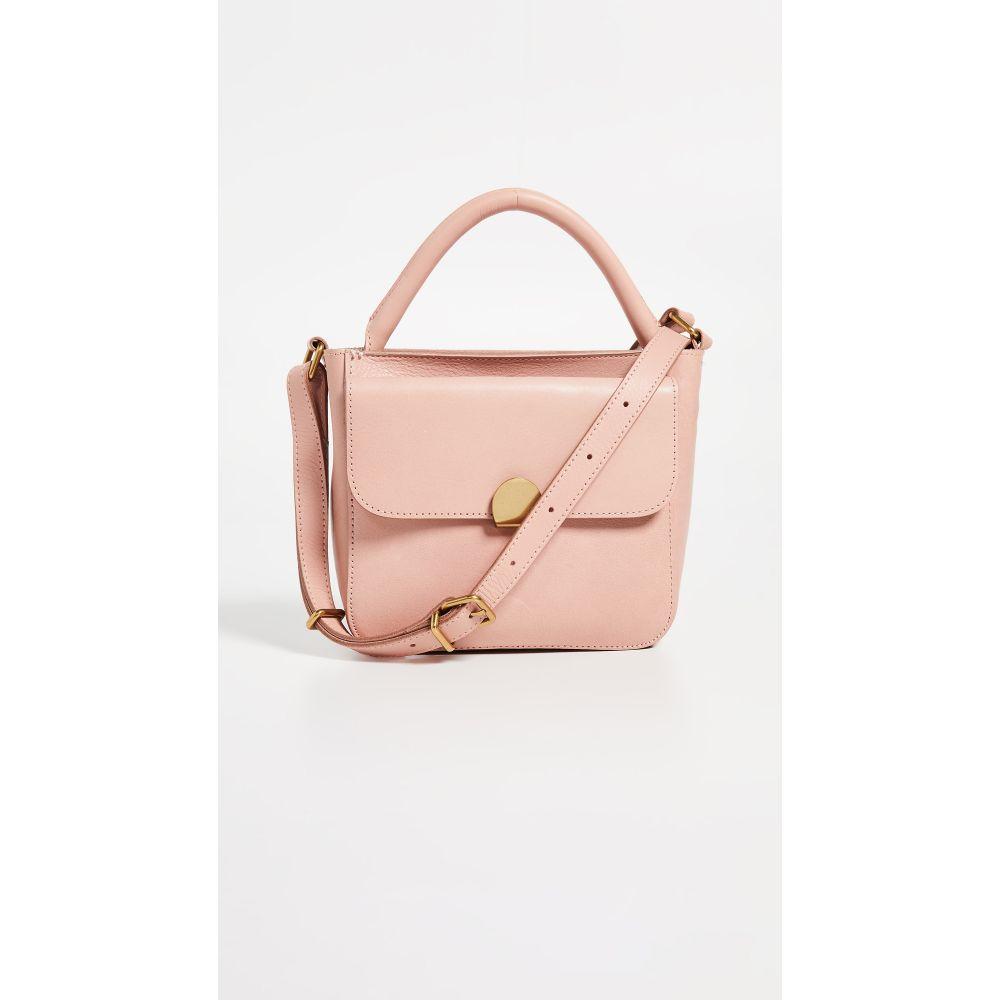 メイドウェル Madewell レディース バッグ ショルダーバッグ【The Mini Abroad Crossbody Bag】Peach